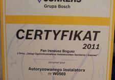 przeglądy instalacji gazowych - Instalatorstwo Sanitarno-... zdjęcie 2