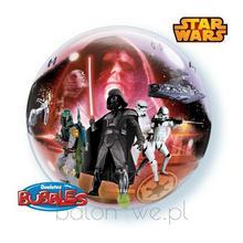 Balon Bubble - Star Wars z helem