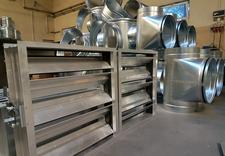 klapy przeciwpożarowe - Klima-Went. Klimatyzacja,... zdjęcie 17