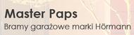 Master-Paps- Bramy Garażowe HORMANN i Okna Petecki - Oleśnica, Wojska Polskiego 56G lok.4