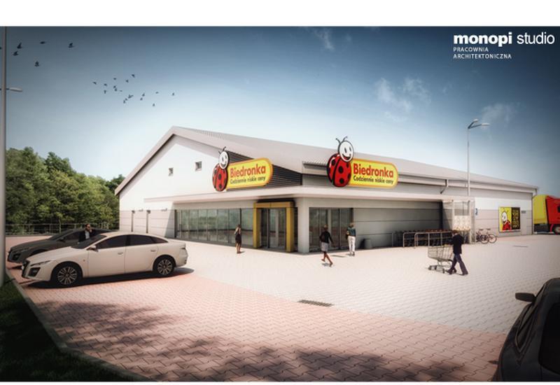 projekty budynków użyteczności publicznej - MONOPI STUDIO - Architekt... zdjęcie 2