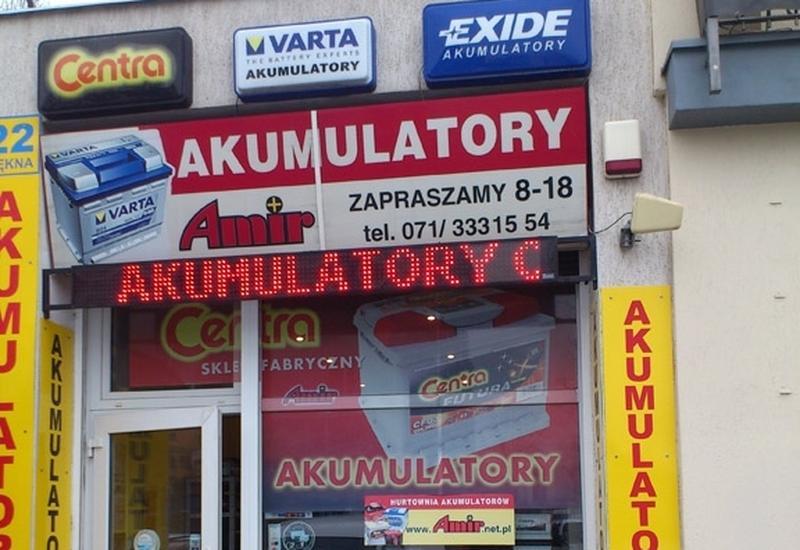 producent - AMIR - Akumulatory Hurt i... zdjęcie 4