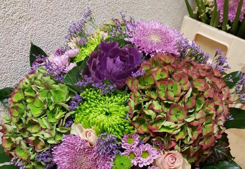 bukiety na imieniny - Kwiaciarnia Magia Kwiatów... zdjęcie 5