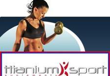 w niskich cenach - Titanium Sport, odżywki, ... zdjęcie 1
