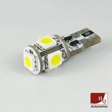 LED Żarówka Ledowa W5W 5x SMD-5050
