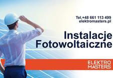 instalacje fotowoltaiczne - Elektro Masters Sp. z o.o... zdjęcie 1
