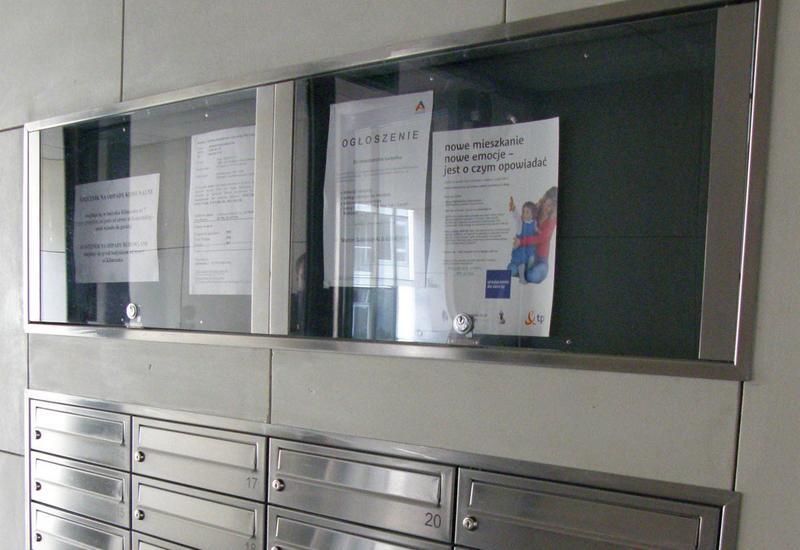skrzynki na listy, skrzynki pocztowe