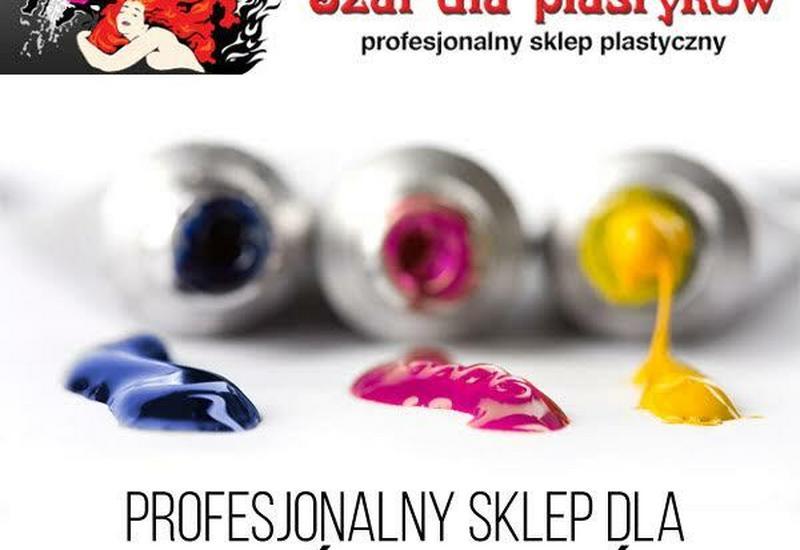 masy plastyczne - Szał Dla Plastyków zdjęcie 8