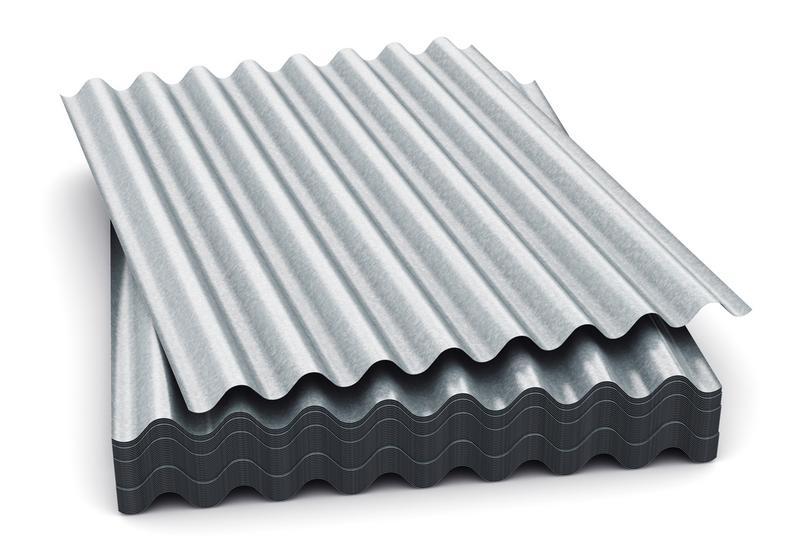 Materiały budowlane, wyroby hutnicze, dachy