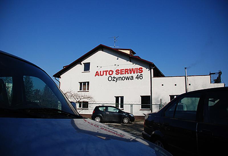 samochodu - Auto Serwis Marek Ryś zdjęcie 3