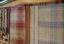 wzorzyste tkaniny - PUH Hurtownia Tapicerska ... zdjęcie 17