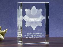 Prezent dla policjanta » Odznaka Policyjna «
