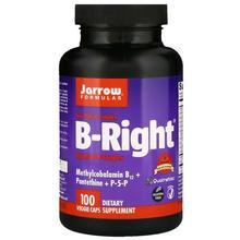 B-RIGHT super B kompleks 100 kaps JARROW FORMULAS