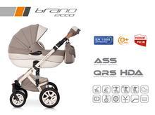 Wózek wielofunkcyjny Riko Brano Ecco (Cafe late)