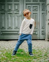 Spodnie CLASSIC a'la jeans