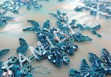 dekoracje samochodu - Familtex. Tkaniny ślubne,... zdjęcie 10
