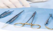 Wielorazowe i jednorazowe narzędzia chirurgiczne