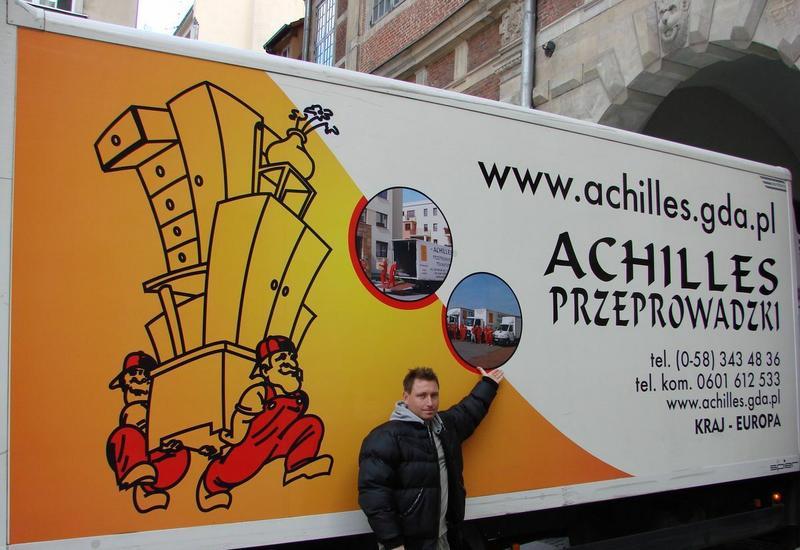 achilles - Achilles Przeprowadzki Kr... zdjęcie 7