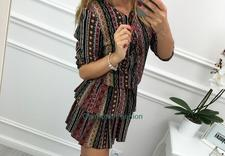 sukienki, bluzki, spódnice, odzież damska