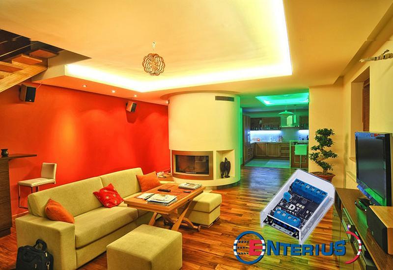 elektronika - Enterius. Sterowniki LED,... zdjęcie 2