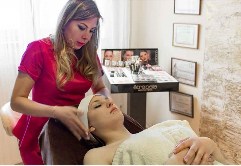 masaż szyi - Estetix Kosmetologia Este... zdjęcie 1