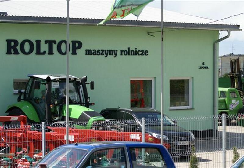 prasy - ROLTOP Sp. z .o.o. Maszyn... zdjęcie 1