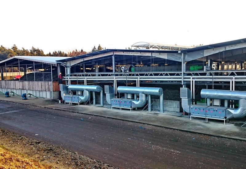 systemy wentylacji procesowej wspomagającej suszenie alternatywnego paliwa RDF - SISCO SYSTEMY GRZEWCZE Ma... zdjęcie 6