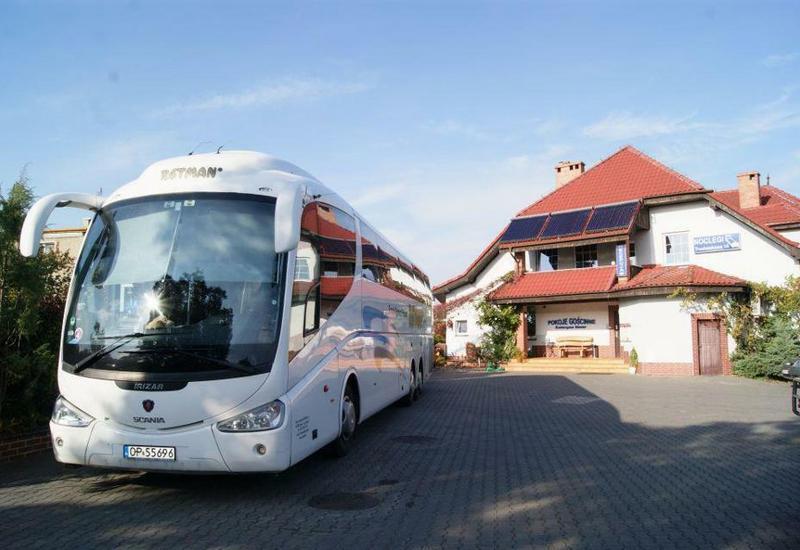 nocleg - Mini Hotel Zajazd zdjęcie 1
