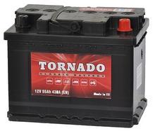 Akumulator Tornado 55Ah 430A