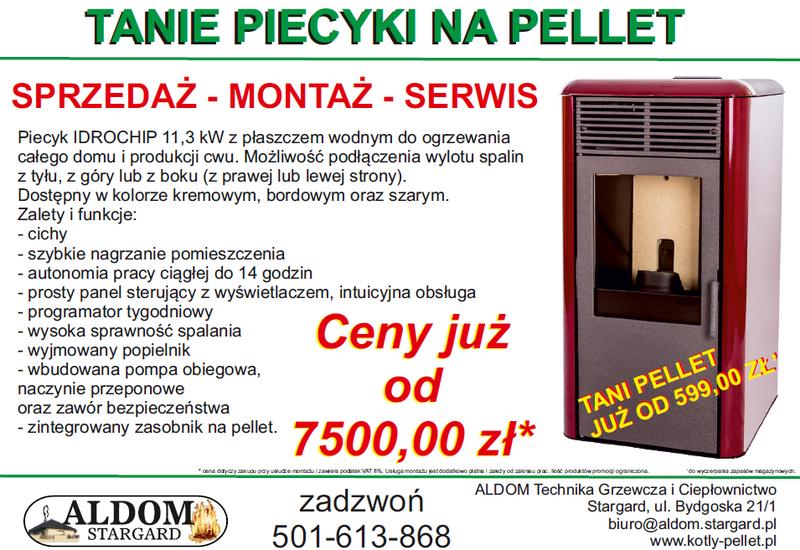 pelety - Aldom Technika Grzewcza i... zdjęcie 5