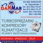 DANMARBIS - regeneracja turbin, turbosprężarek, kompresorów klimatyzacji