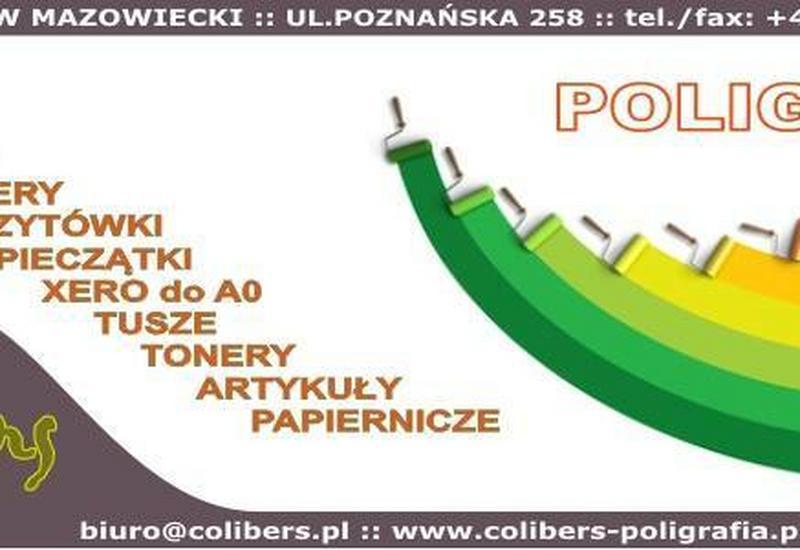 pieczątki - COLIBERS Paweł Chmielewsk... zdjęcie 2