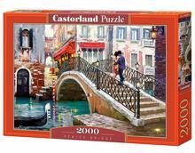 Puzzle Castor 2000 - Most w Wenecji