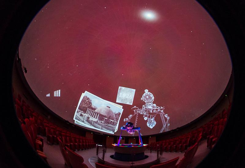 obserwacja gwiazd olsztyn - Olsztyńskie Planetarium i... zdjęcie 2