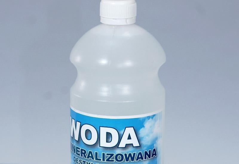 woda stomatologiczna - AGA Zakład Produkcyjno-Ha... zdjęcie 1
