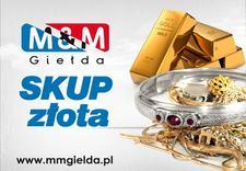 M&M Giełda - złoto