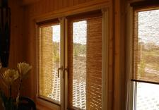 Okna, Rolety, żaluzje, markizy