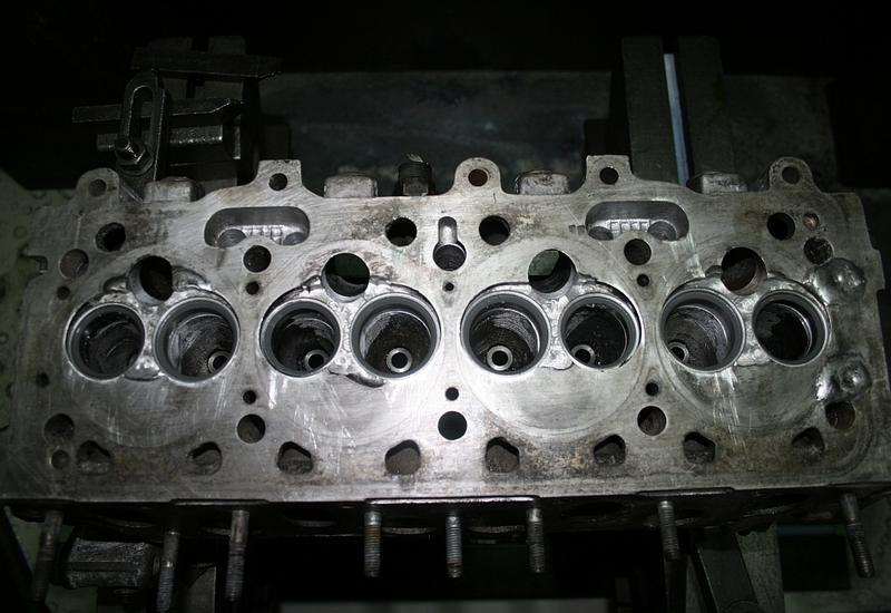 Remonty silników, regeneracja głowic, szlif wałów Poznań