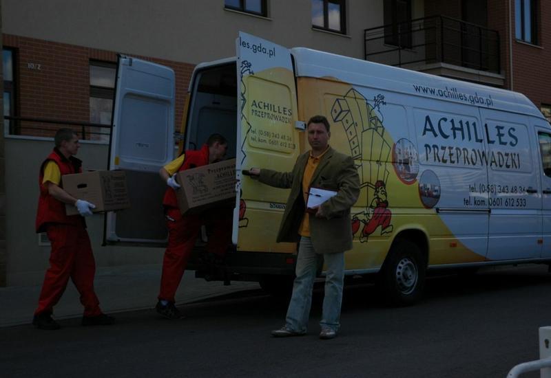 transport - Achilles Przeprowadzki Kr... zdjęcie 4