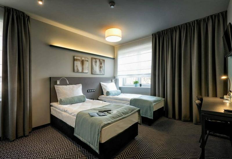 Hotel nad morzem, noclegi, pokoje