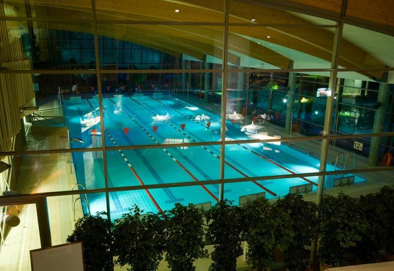 basen mokotów - Sinnet Club zdjęcie 7