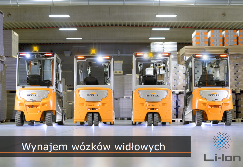 niskiego unoszenia - STILL Polska Sp. Z o.o. O... zdjęcie 6