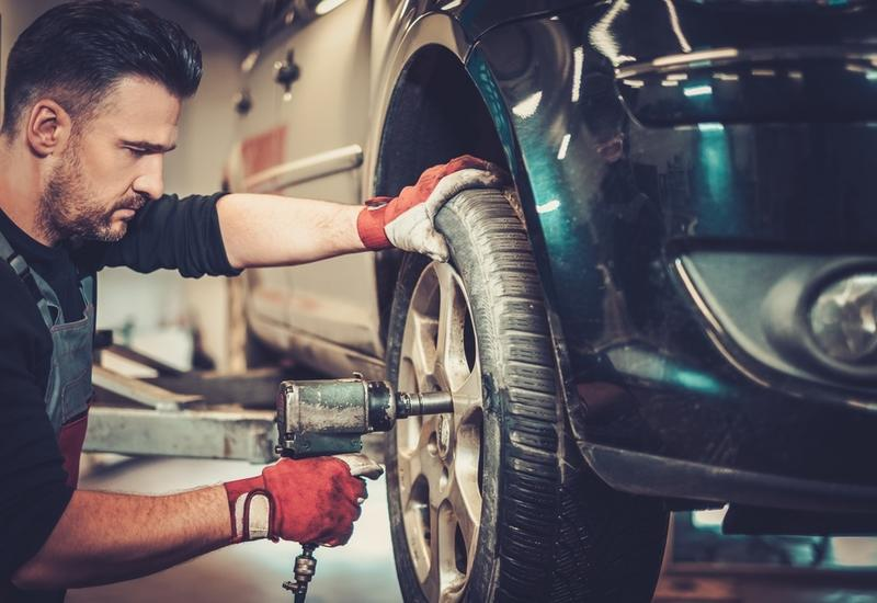 warsztat samochodowy - Serwis Opon Jan  Bandel  zdjęcie 1
