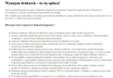 xero - FOR-BI Serwis Drukarek zdjęcie 3