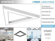 GEOMETRIC LED – oprawa wnętrzowa