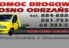 naprawa samochodu - Marcin Berger. Pomoc drog... zdjęcie 1