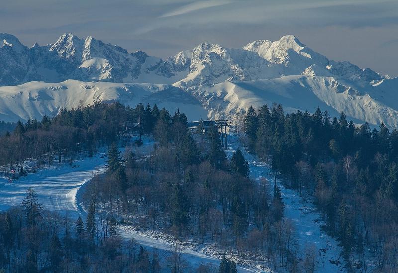 szczawnica narty - Stacja narciarska Palenic... zdjęcie 3