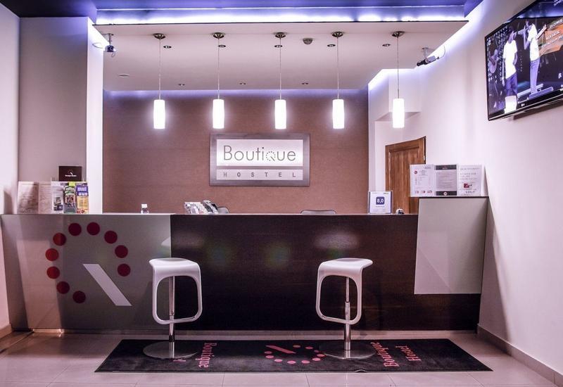 pokoje boutique hotel - Boutique Hostel Łódź Stef... zdjęcie 3