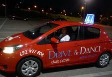 szkoła jazdy, nauka tańca