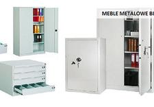 szafy na dokumenty - ProfesMeb. Meble metalowe... zdjęcie 5